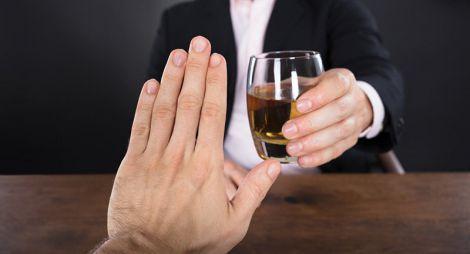 Ознака алкоголізму