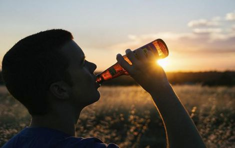 Алкоголізм - серйозна проблема