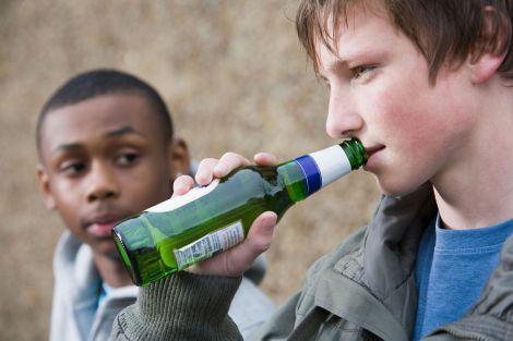 Ранній симптом алкоголізму