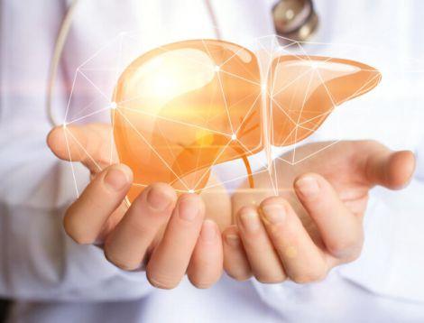 Ознаки наявності токсинів у печінці
