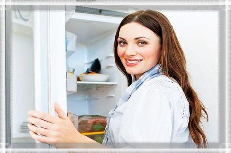 Неприємний запах з холодильника