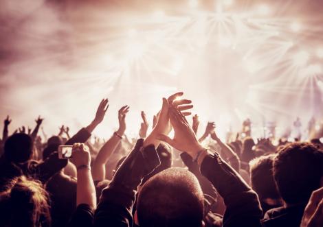 Концерти покращують якість життя