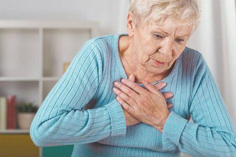 Серцевий напад: ранні ознаки