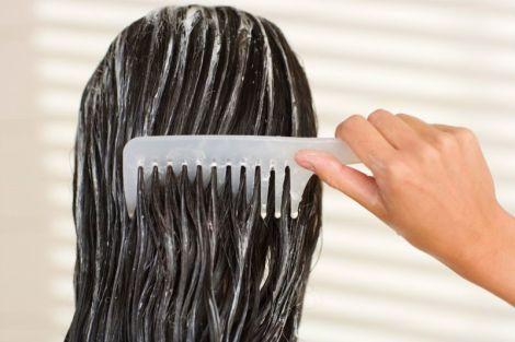Домашній бальзам для довгого і красивого волосся