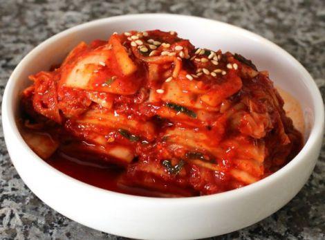 Гостра корейська страва від облисіння