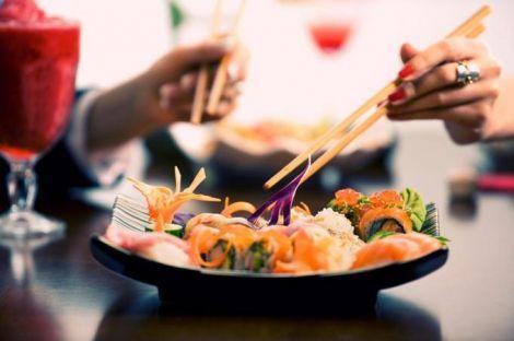 Ефективне схуднення на японській дієті