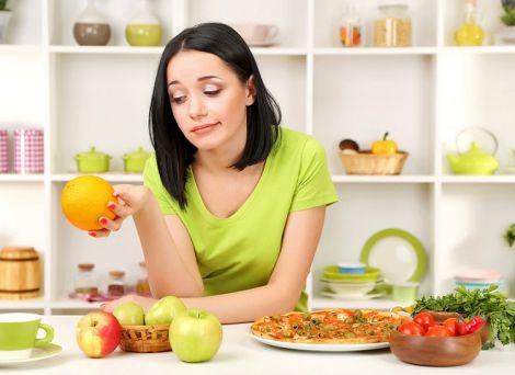 Весняна дієта для схуднення