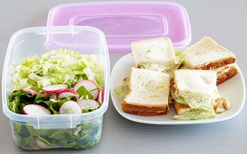 обід на роботі повинен бути вам до смаку
