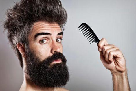 Жінки люблять бородатих чоловіків