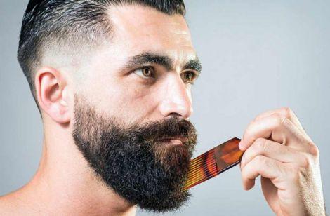 Мікроби на чоловічій бороді