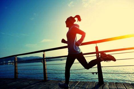 Користь ранкових пробіжок