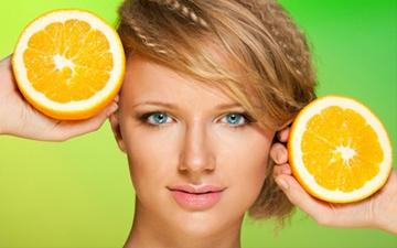 апельсин допоможе омолодитись