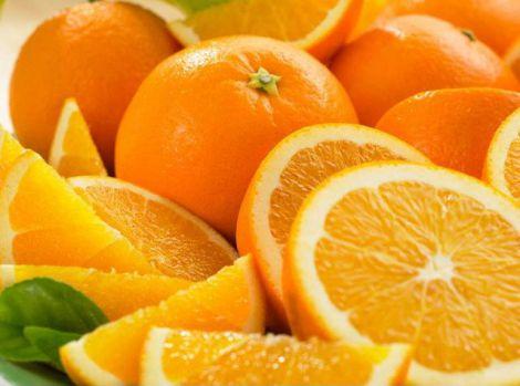 Налягайте на апельсини