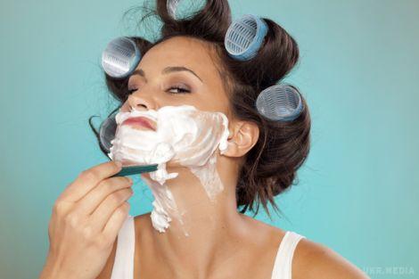 СПЯ може провокувати волосіння за чоловічим типом