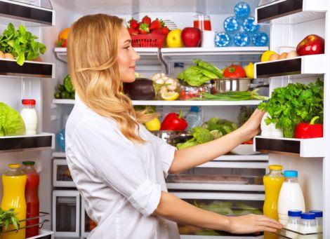 Правильне зберігання продуктів
