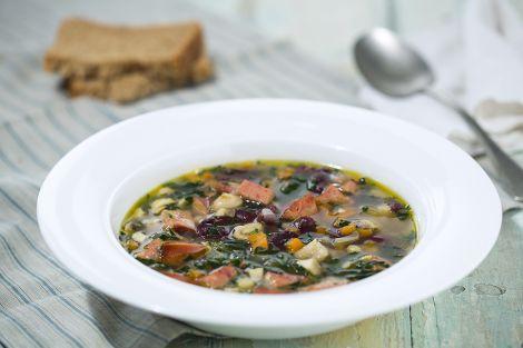 Супи сприяють схудненню