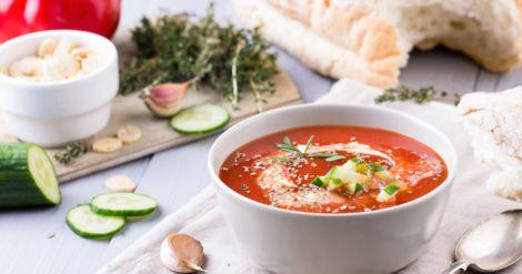 Як правильно готувати перетерті супи?