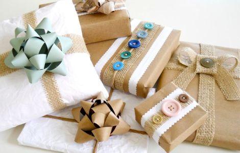 Як оригінально оформити подарунки (ФОТО)