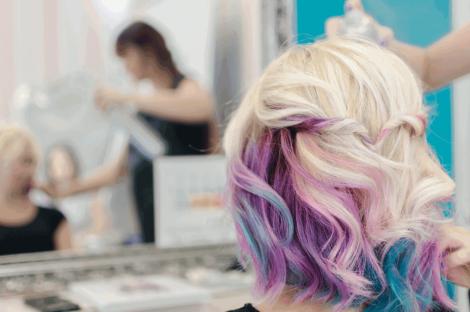 Безпечне пофарбування волосся
