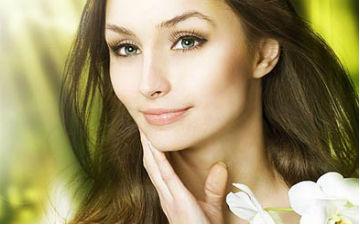Ефективні вправи для красивого овалу обличчя