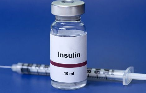 Заміна ін'єкціям інсуліну