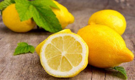 Лимон допоможе від простуди