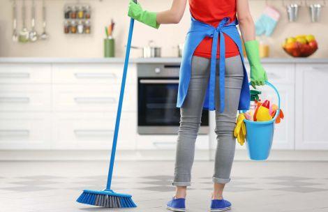 Правила влажной уборки