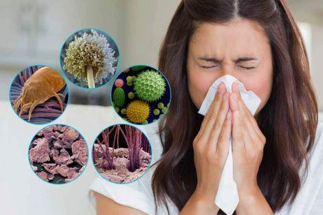 Методи порятунку людини від раптової алергії
