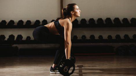 Силові тренування для жінок
