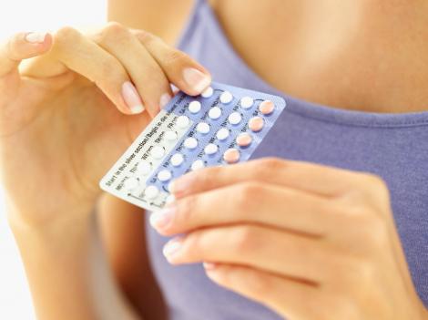 Оральні контрацептиви