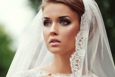 Весільний макіяж