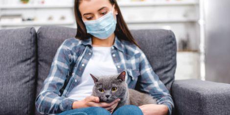 Медичні маски провокують розвиток екземи