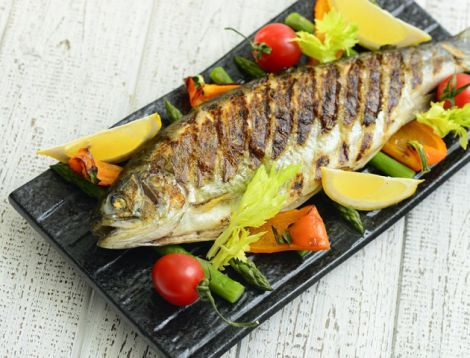 Страви з риби