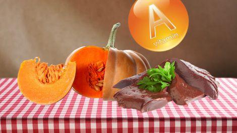Більше, ніж у моркві: названі корисні продукти, багаті вітаміном A