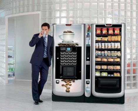 Кава з автоматів