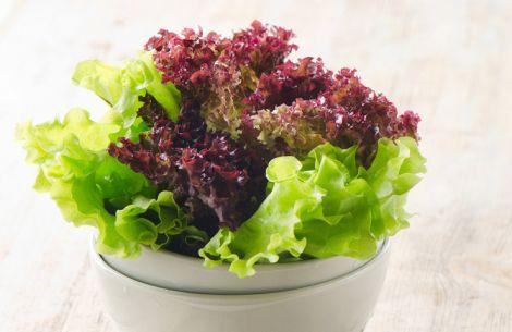 Листя салату дуже корисне