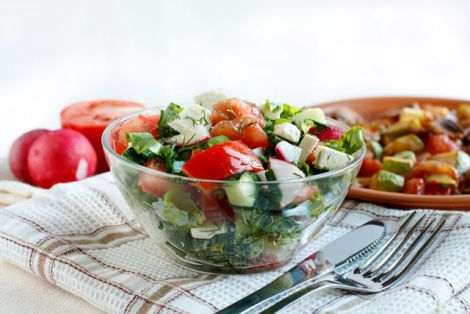 Найсмачніші весняні салати