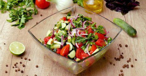 Салат допоможе спалити зайвий жир (ВІДЕО)