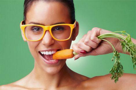 Названо 5 корисних продуктів, які можуть поліпшити зір