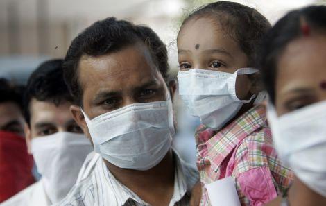 Поширення вірусів в Індії