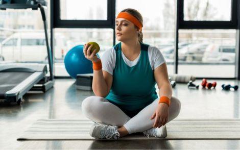 Зайва вага і фізична активність краще захищають від хвороб