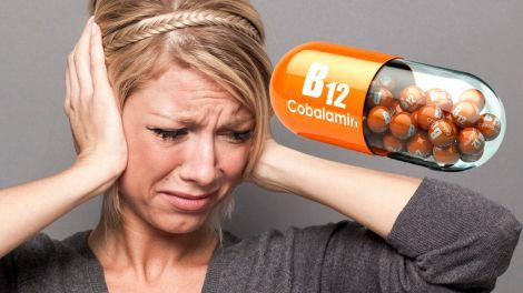На дефіцит вітаміну B12 вкаже незвичайний симптом в вухах