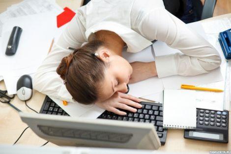 Негативні наслідки трудоголізму