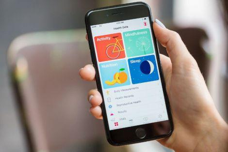 Мобільні додатки для здоров'я