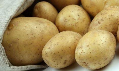 Картопля проти недуг