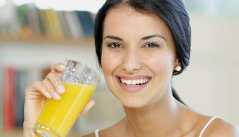Склянка соку для схуднення