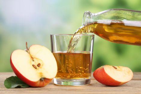 Яблучний сік лікує від хвороби Альцгеймера
