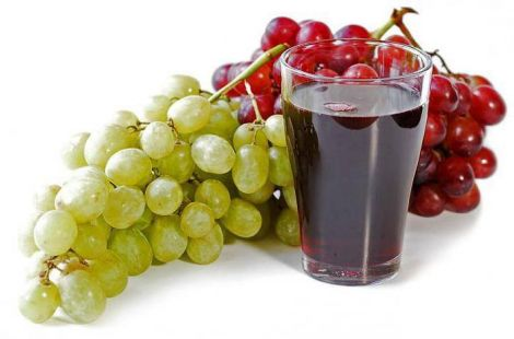 Виноградний сік при гіпоглікемії