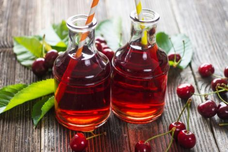 Вишневий сік для здоров'я кишечника