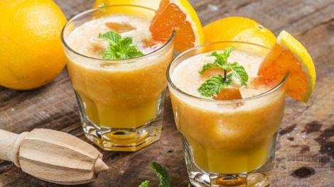 Апельсиновий сік зміцнює кістки